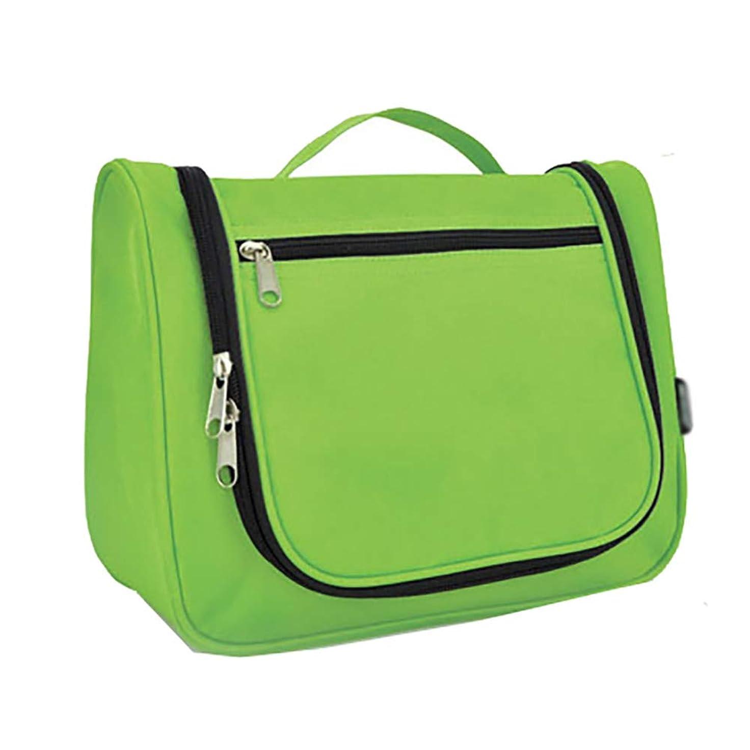 伴う記述するユダヤ人化粧品バッグ旅行旅行の洗面バッグアウトドアキャンプ用化粧品袋28 * 10 * 22CMをぶら下げ