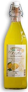 Torboli LimoncelloIl Rustico | Zitronenlikör | Lemon | Zitrone Likoer | Dessert | Italienische Spirituosen 1,0l
