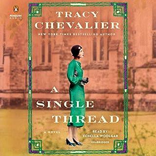 A Single Thread audiobook cover art