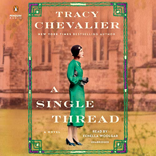 A Single Thread Audiobook By Tracy Chevalier cover art