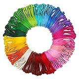 KATELUO Globos de Colores, 200 Piezas Globos de Multicolores Globos de Helio, Látex de Globos para Bodas, Cumpleaños, Graduación y Decoración de Baby Shower