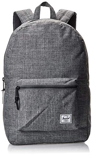 Herschel Supply Company SS16 Casual Daypack, 23 Liters, Raven Crosshatch