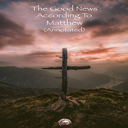The Good News According to Matthew cover art