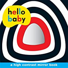 Board Book with Mirror: Hello Baby
