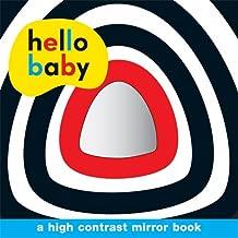 Board Book with Mirror: Hello Baby