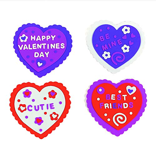 Do It Yourself Fabulous Foam Valentines - Crafts for Kids and Fun Home Activities