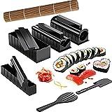 11 Stück Sushi Set Sushi Maker Kit DIY Sushi Set Sushi Maker Form Sushi Maker Tool...