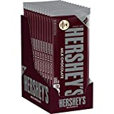 Perfect for snacking, sharing, and baking Delicious on its own or in dessert recipes Milk chocolate in an extra-large bar made with farm fresh milk Includes 12 HERSHEY'S Extra Large Chocolate Bars (4.4-Ounce Bars) Make life at home sweeter with choco...