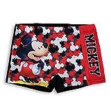 Costume Mare Ufficiale Disney Mickey Mouse Pantaloncino Boxer Bimbo Piscina 4266