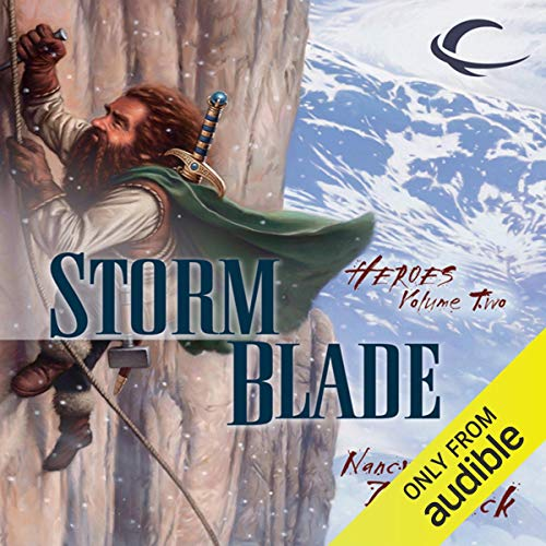 Stormblade cover art