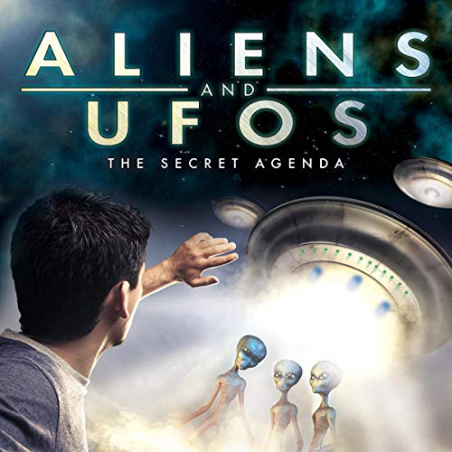 Aliens and UFOs audiobook cover art