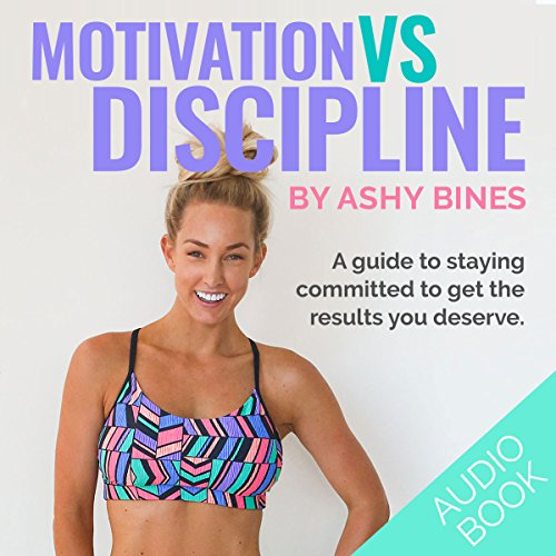 Motivational vs Discipline audiobook cover art