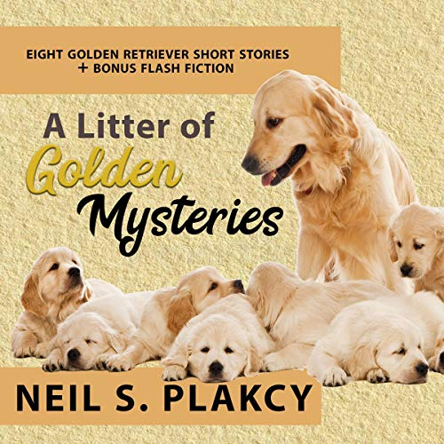 A Litter of Golden Mysteries cover art