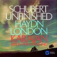 Schubert: Symphony No.8 'Unfinished' by Herbert Von Karajan (2014-07-23)