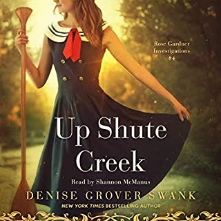 Up Shute Creek cover art