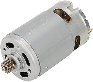 Motor DC Industrial 12 Engranaje de Alto Par Bajo Ruido para Reparación de Máquinas Taladradoras Eléctricas Accesorios de Reemplazo(12V)