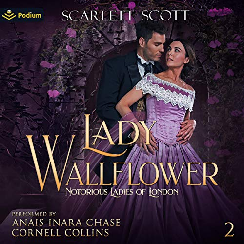 Lady Wallflower cover art