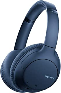 Sony Sony Mid Range Overhead Bluetooth Noise Cancelling Headphone (Blue0, Blue, (WH-CH710NL)