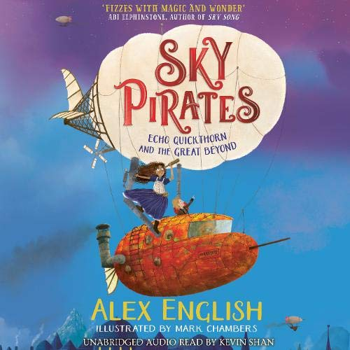 Sky Pirates  By  cover art