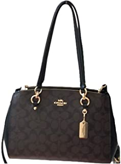 Coach Etta Carryall Crossbody Shoulder Handbag Purse F76938