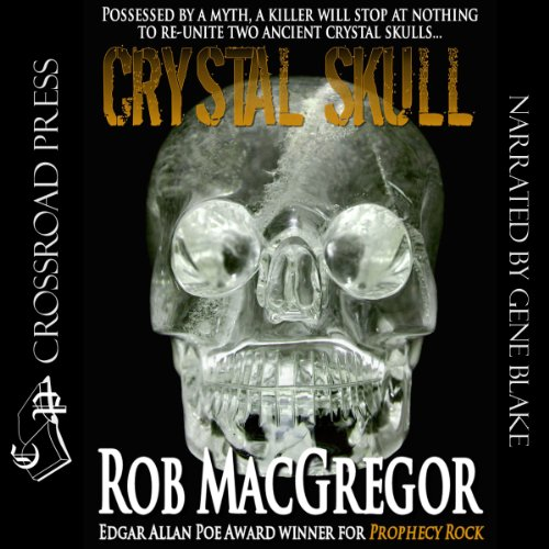 Crystal Skull audiobook cover art