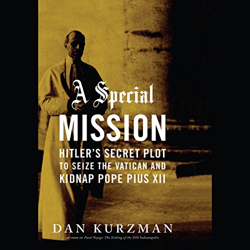 A Special Mission audiobook cover art