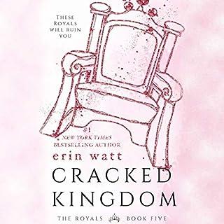 Cracked Kingdom audiobook cover art