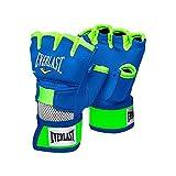 Everlast - Vendas de boxeo para las manos con gel - 1300158, Azul