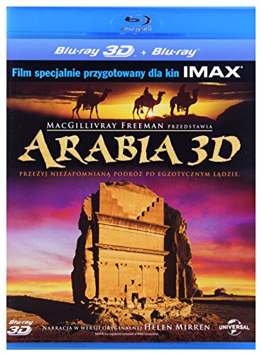 Arabia 3D [Blu-Ray] [Region 2] (English audio. English subtitles)