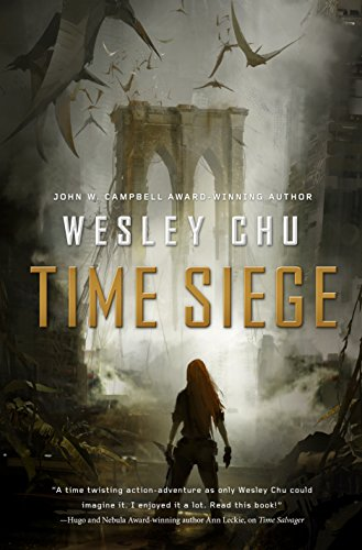 Time Siege (Time Salvager Book 2)