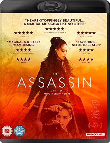 The Assassin [Blu-ray] [2016] UK-Import, Sprache-Englisch.