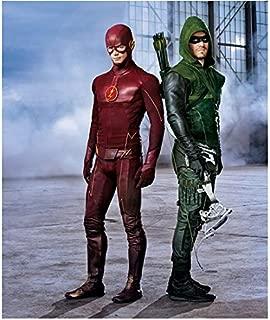 grant gustin in flash costume