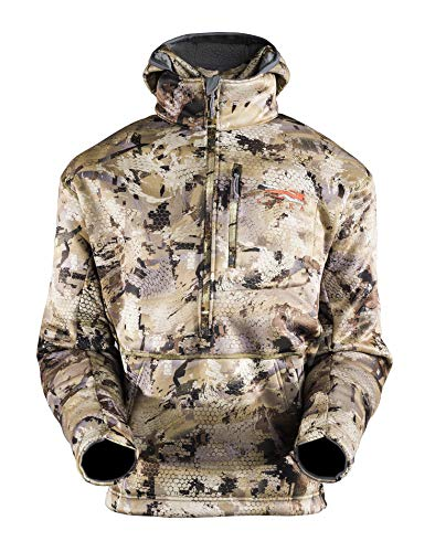 SITKA Gear Men's Gradient Fleece Insulated Performance Hunting Hoody, Optifade Waterfowl, X-Large