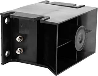 Aramox Car Air Horn,12V-24V Waterproof Alarm ABS Reversing Buzzer Horn for Car Vehicle Truck