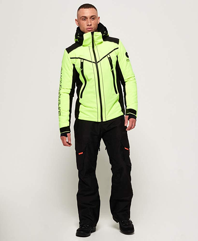 Superdry Downhill Racer Padded Chaqueta Hombre