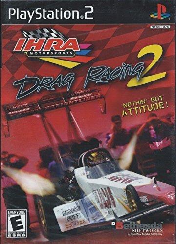 IHRA Motorsports: Drag Racing 2 by Bethesda