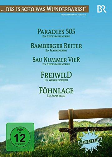 Heimatkrimi - Box (5 DVDs)