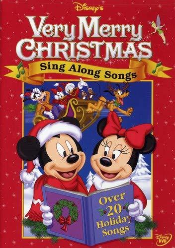 Locandina Disney'S Sing Along Songs: Verry Merry Christmas [Edizione: Stati Uniti]