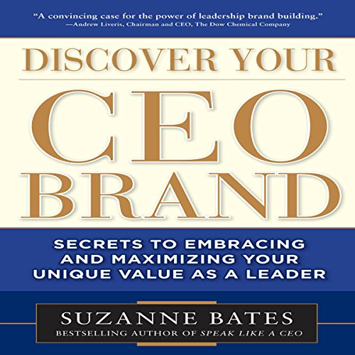 Discover Your CEO Brand cover art