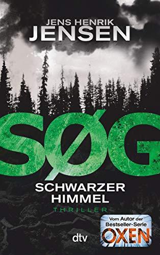 SØG. Schwarzer Himmel: Ein-Nina-Portland-Thriller, Thriller (Nina-Portland-Trilogie 2)