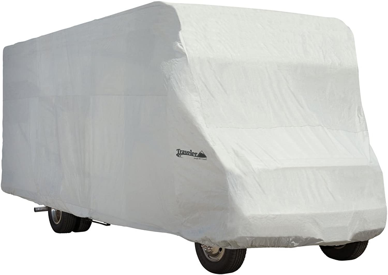 Traveler by Eevelle Class C RV Cover  fits 24'26' Trailers  330  L x 105  W x 108  H