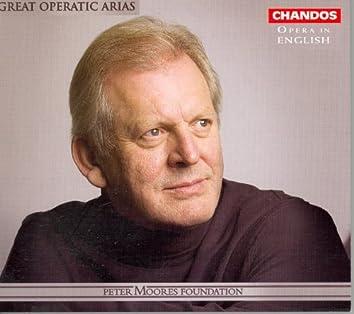 GREAT OPERATIC ARIAS (Sung in English), VOL. 16 - Thomas Allen