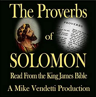 The Proverbs of Solomon cover art