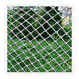 Red protectora para gatos Red de seguridad para la prevención de caídas Decoración al aire libre Red de seguridad para balcones Red de nailon Anticaída Red de 10 cm Cuerda de 6 mm(Size:1x10m)