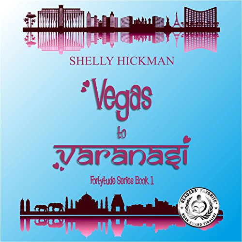 Vegas to Varanasi audiobook cover art