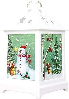 Fan-Ling Christmas Decorations Light Ornaments Craft Home Decor Hanging Pendant,Christmas Handheld Light,LED Light for Christmas Decoration Party Home Decor (E)