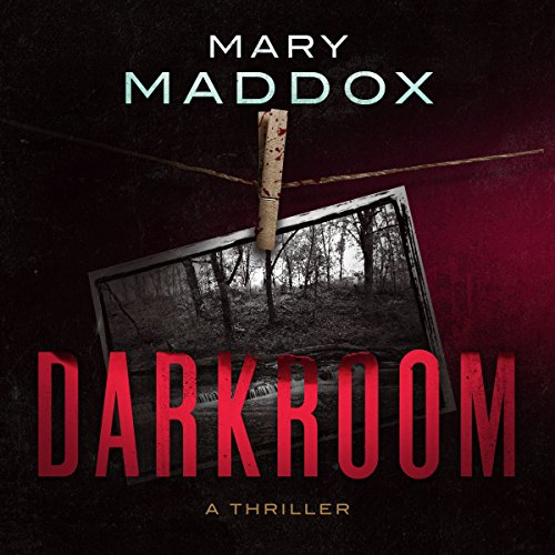 Darkroom audiobook cover art