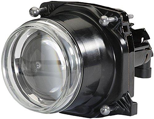HELLA 1BL 009 999-001 Hauptscheinwerfer - DE/Halogen - H7 - 12V - rund - gehärtete Streuscheibe - Einbau - Einbauort: links/rechts