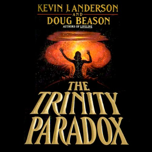 The Trinity Paradox cover art