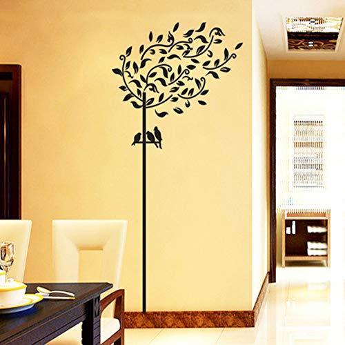 XCWQ muursticker, van saus, woonkamer, slaapkamer, decoratie, afneembaar, muurstickers